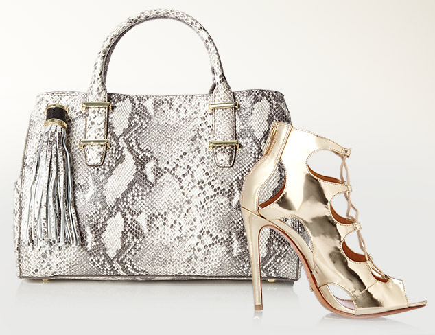 Make a Statement Shoes, Bags & More at MYHABIT