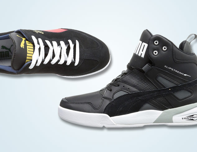 March On Sneakers feat. Puma at MYHABIT