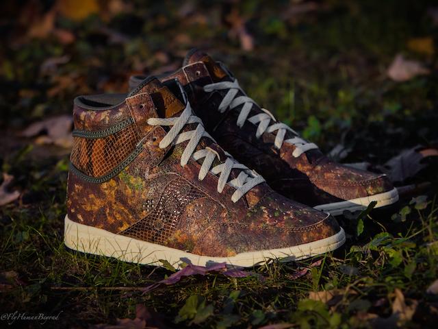 Packer Shoes x Saucony Woodland Camo Hangtime Hi_3