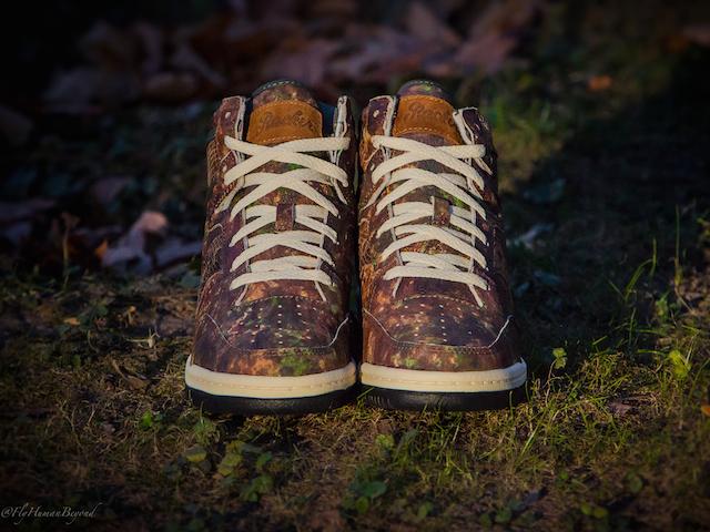 Packer Shoes x Saucony Woodland Camo Hangtime Hi_6