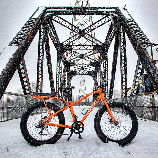 Surface 604 Element Wide Grip Electric Fat Bike_3