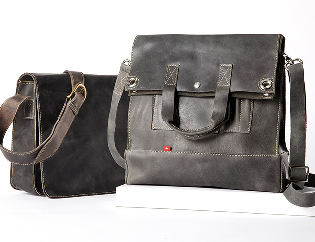 The Leather Bag at MYHABIT