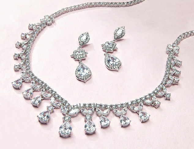 The Wedding Party Bridal Jewelry at MYHABIT