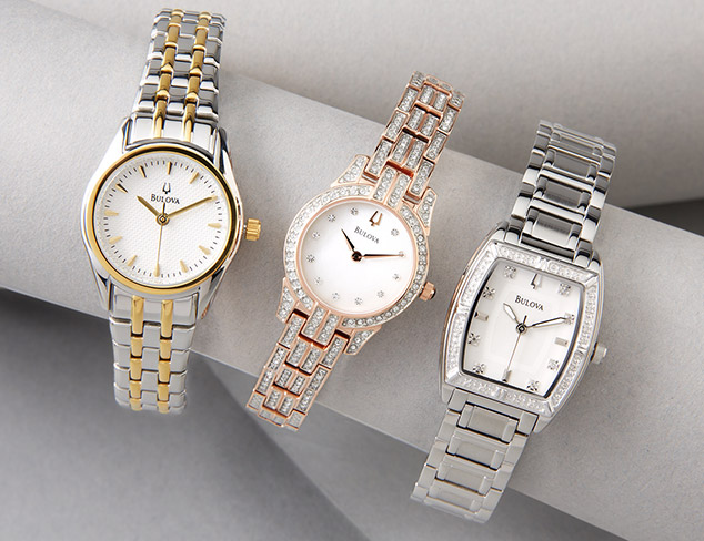 The Wedding Party Dress Watches at MYHABIT