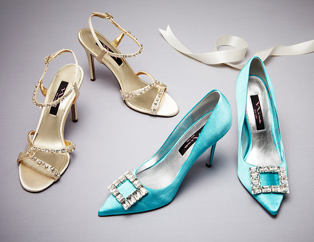 The Wedding Party Evening Shoes at MYHABIT