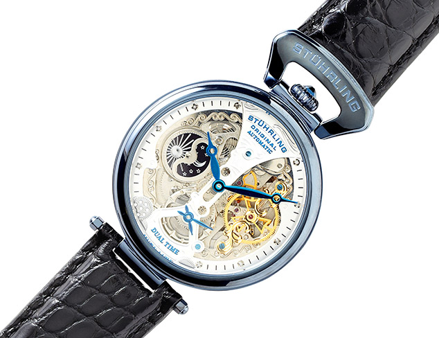 Watches feat. Stuhrling at MYHABIT