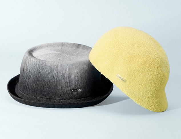 Winter to Spring Hats feat. Kangol at MYHABIT