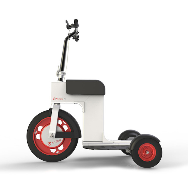 ACTON M MX Electric Scooter_2