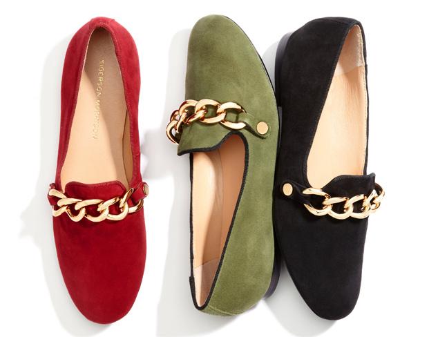 Designer Loafers & Flats at MYHABIT