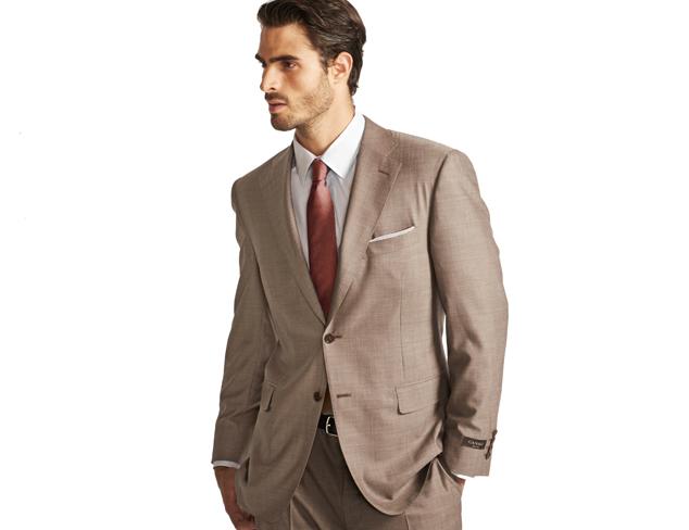 Luxury Tailoring feat. Canali at MYHABIT