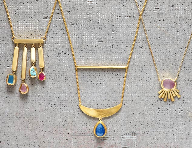Natural Beauty Jewelry feat. Zariin at MYHABIT