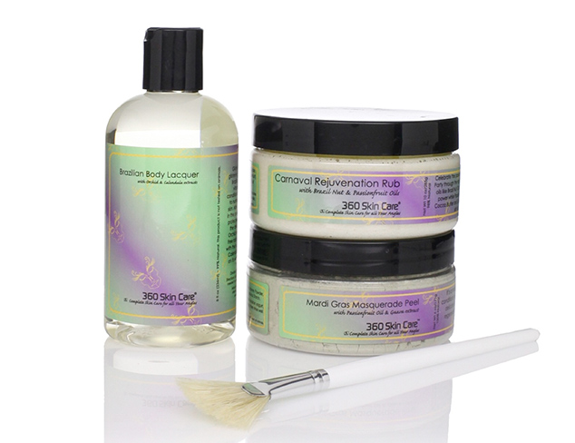 Naturally Beautiful Face & Body Care at MYHABIT