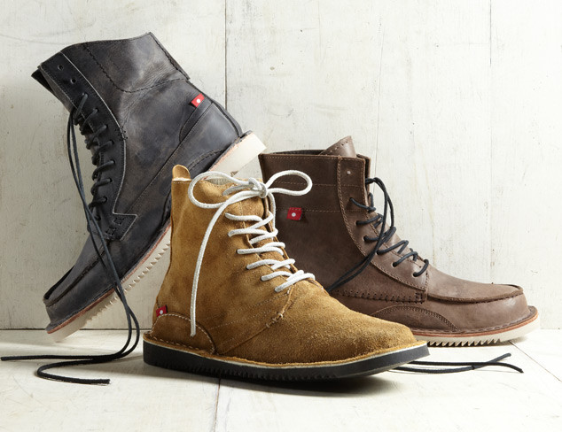 New Markdowns Boots & Chukkas at MYHABIT