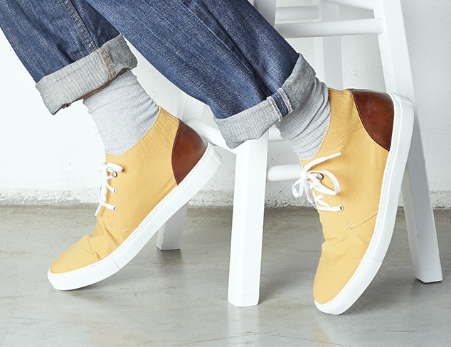 Spring Essentials Colorful Sneakers at MYHABIT