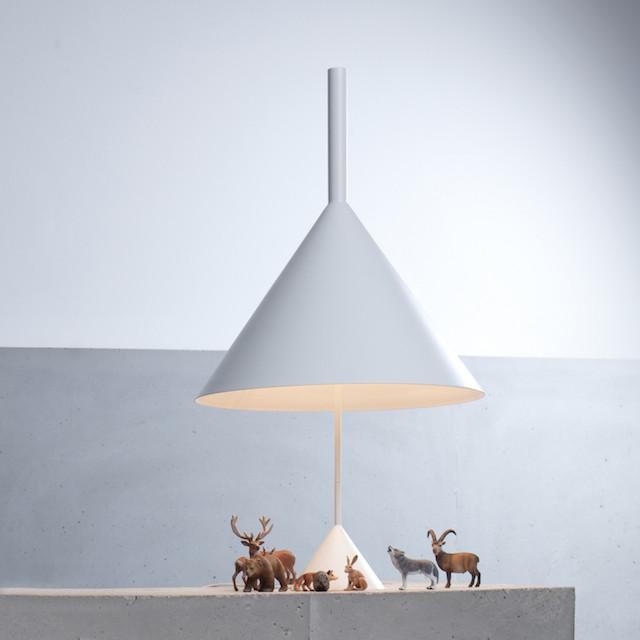 Vertigo Bird Funnel Table Lamp_2