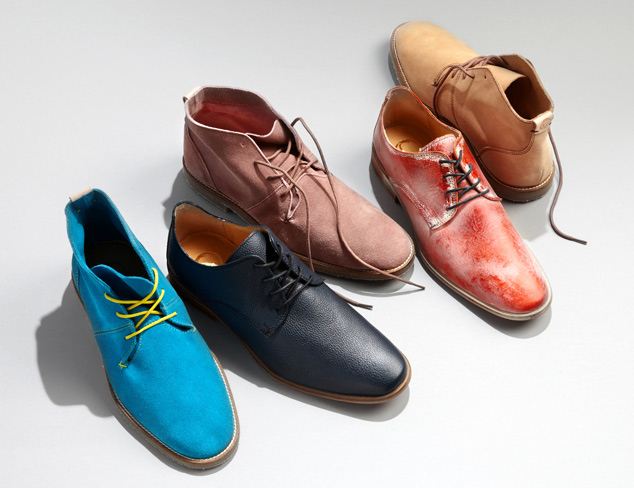 Downtown Edge Oxfords, Boots & More at MYHABIT