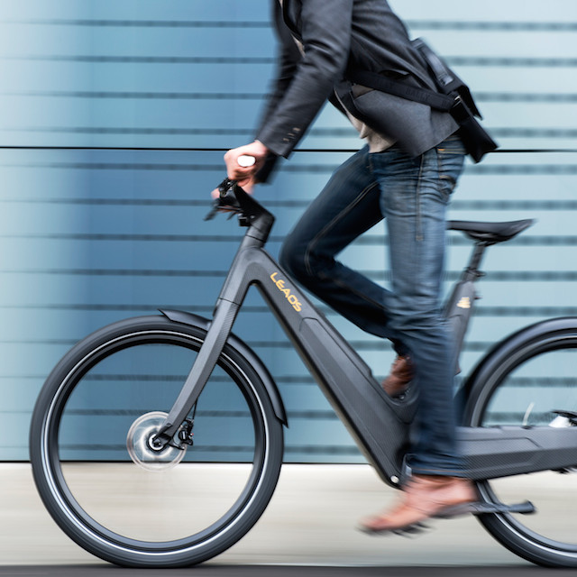Leaos Advanced Electric Bikes Pure_1
