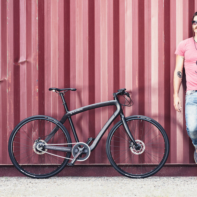 PG Bikes BlackBraid Bicycle