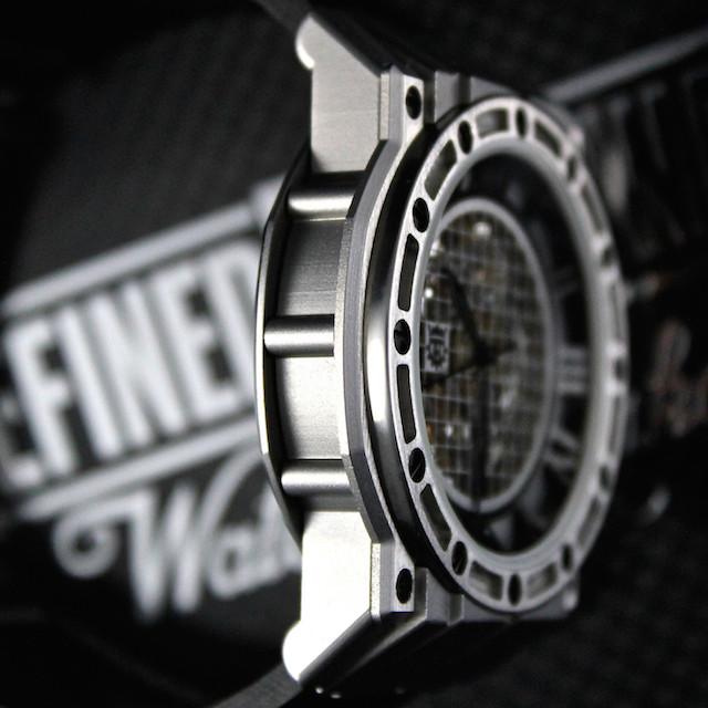 Refined Hardware Project 4: Atlas Steel Edition Watch
