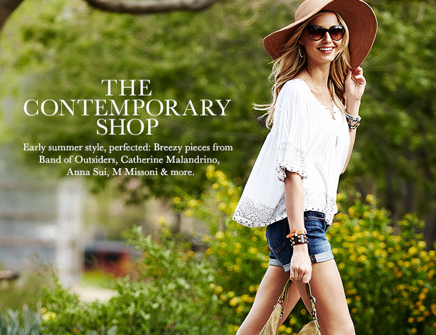The Contemporary Shop Modern Boho at MYHABIT