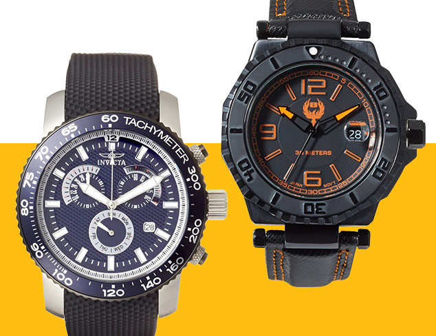 The Sporty Watch at MYHABIT