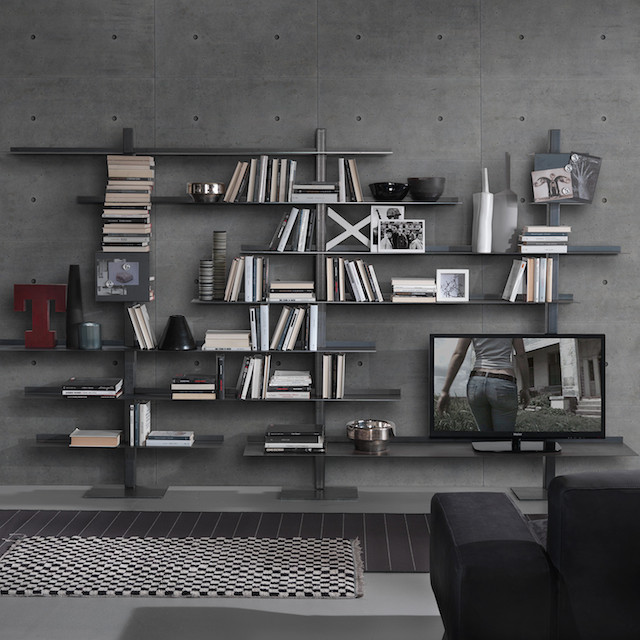 Arche Italia Living Bookshelf