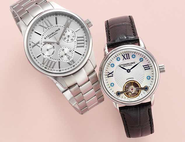Best Sellers Watches feat. Stuhrling at MYHABIT