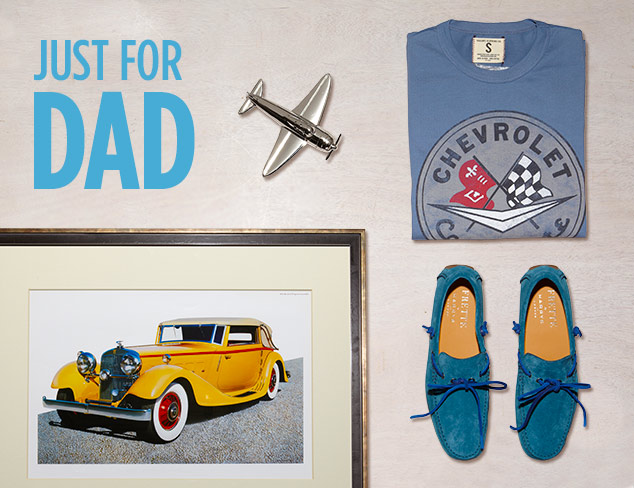 Gifts for the Auto Enthusiast at MYHABIT