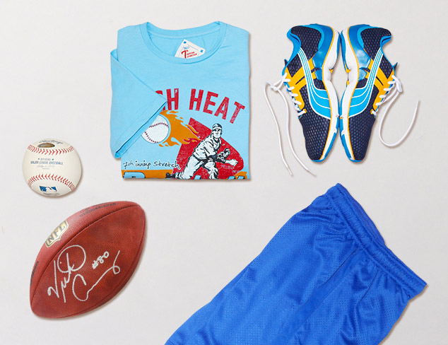 Gifts for the Sports Fan at MYHABIT