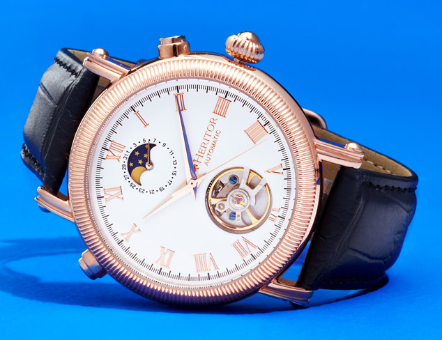 Best Deals: Heritor Watches, Bolliver Belts, J.Fold Wallets & More, Steiner Sports Memorabilia, Calvin Klein Suiting, J.A.C.H.S, Mr. Swim, X-Ray, City Chic Sandals, Chocolat Blu, Karine Sultan Jewelry, Halston Heritage, J. McLaughlin, Vera Wang Wedding Gifts, O Olive Oil at MYHABIT