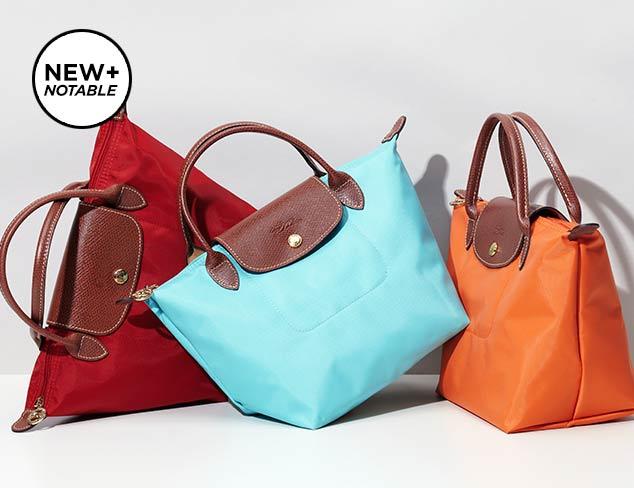 Longchamp Handbags at MYHABIT