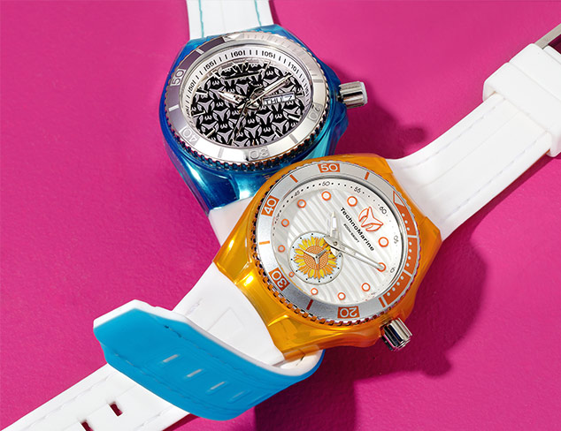 New Arrivals: TechnoMarine Watches at MYHABIT