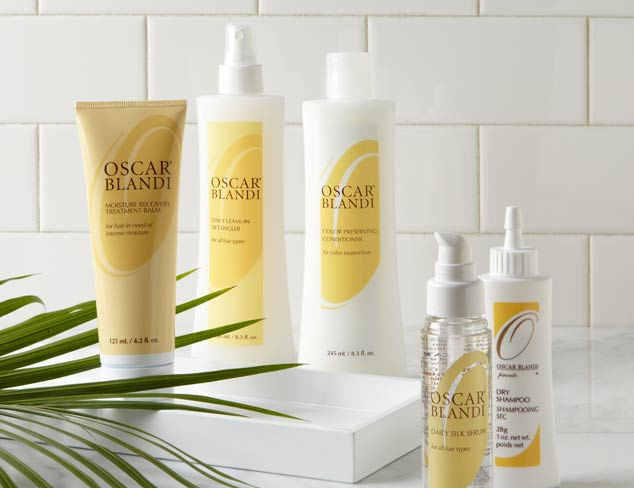 Oscar Blandi Haircare at MYHABIT