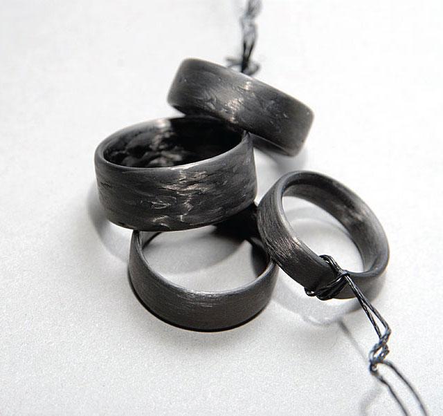 REFRACTORY Carbon Fiber Rings