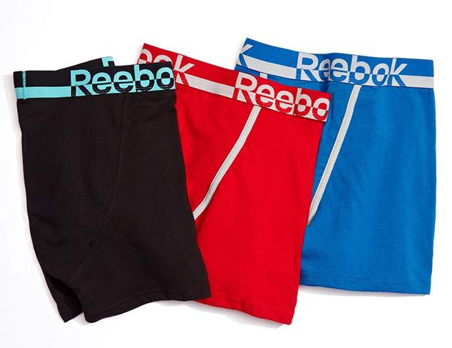 Reebok Underwear at MYHABIT