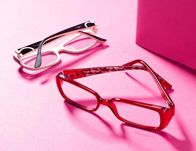 Salvatore Ferragamo Eyewear at MYHABIT