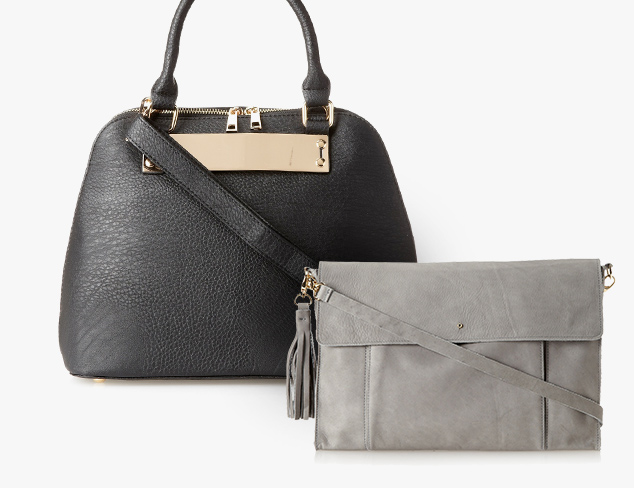Staple Styles Totes, Satchels & More at MYHABIT