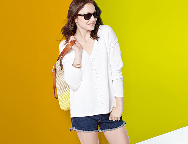 Summer Knits by 525 America at MYHABIT