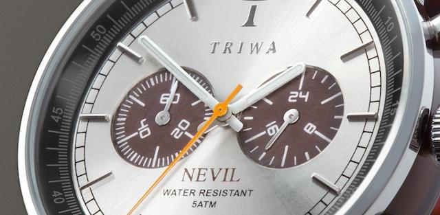 TRIWA Havana Nevil Brown Watch