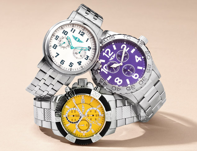 Watches feat. I by Invicta at MYHABIT