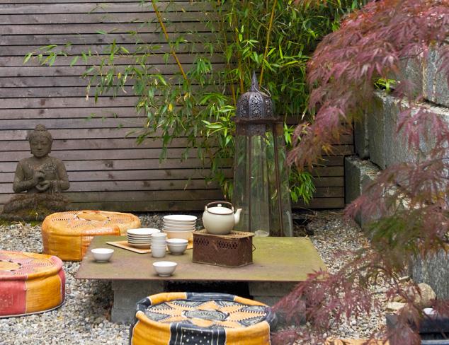 A Japanese Tea Party at MYHABIT