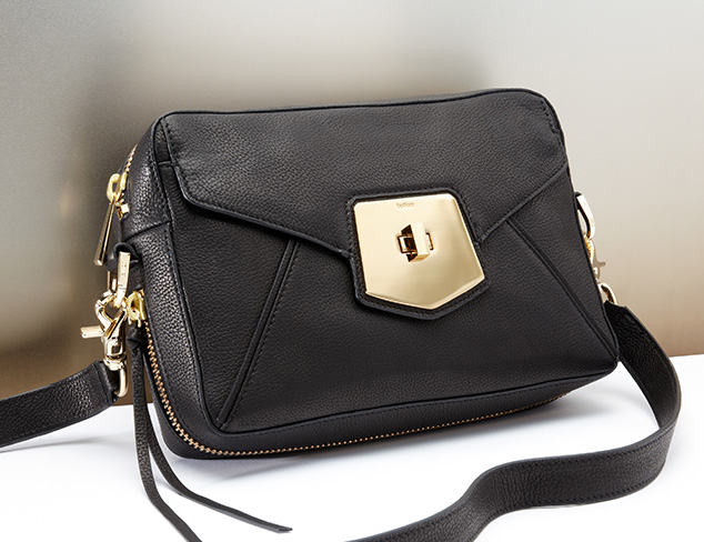 Affordable Luxury: Leather Bags Under $150 at MYHABIT