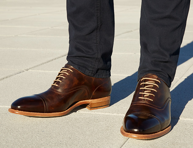 Best Foot Forward: Oxfords & Loafers at MYHABIT