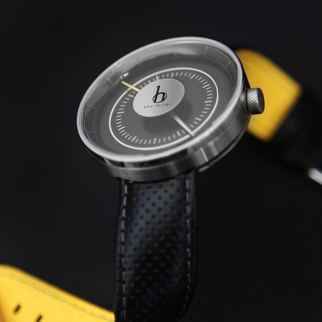 Bho Design Drive Mark 01 Limited Edition Automotive Inspired Watch_5