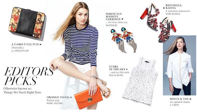 CFDA x MyHabit Give with Style Special Sale Event