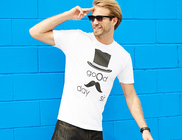 DiLascia T-Shirts & More at MYHABIT