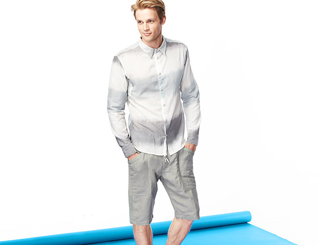 Downtown Casual: Nicholas K & More at MYHABIT