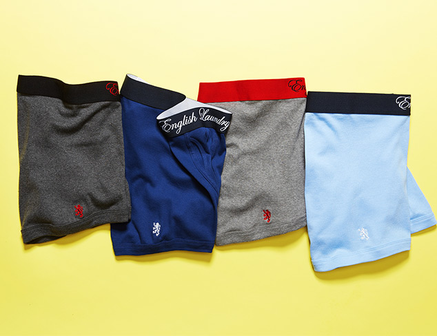 English Laundry Boxers, Briefs & More at MYHABIT