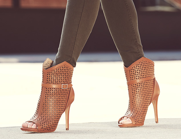 Fall Sneak Peek Boots & Booties at MYHABIT