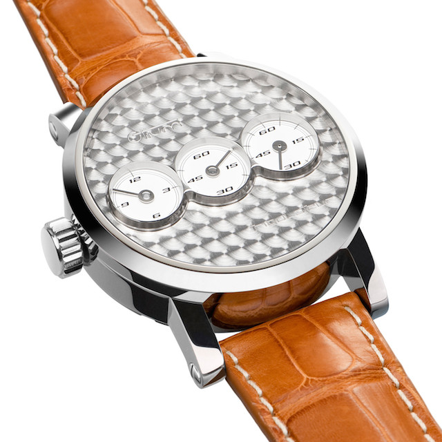 Otium Trigulateur Regulator Watch